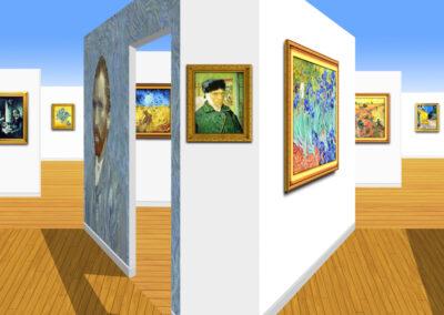 """""""Thomas"""", Biënnale Brabant Van Loon Galleries"""